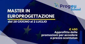 Promo Master Europrogettazione